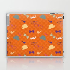 Hipster Pattern Laptop & iPad Skin