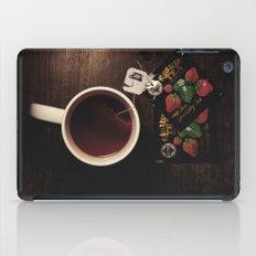 good evening, elizabeth iPad Case