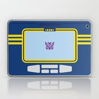 Soundwave Transformers Minimalist Laptop & iPad Skin