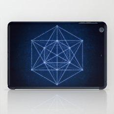 Sacred geometry / Minimal Hipster Symbol Art iPad Case