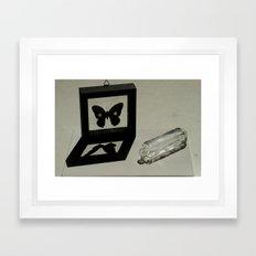 Untitled Still Life Framed Art Print