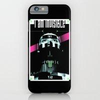 I AM INVISIBLE iPhone 6 Slim Case