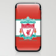 Liverpool iPhone & iPod Skin