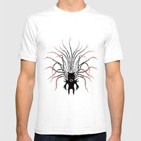 Karma Fairy [DARK] Mens Fitted Tee White SMALL