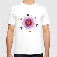 Into The Woods Mens Fitted Tee White SMALL