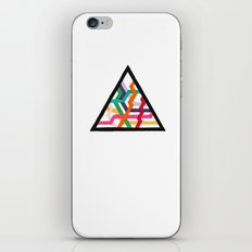 Lonely Triangle iPhone & iPod Skin