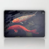 Koi Fish Laptop & iPad Skin