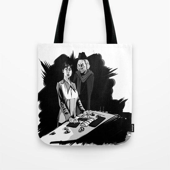 1rst Doctor & Susan... Tote Bag