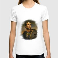 portrait T-shirts featuring Nicolas Cage - replaceface by replaceface