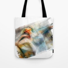 The Last Dance, dancer Tote Bag