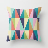 MCM Pointedly Peuce Throw Pillow