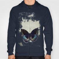 Vintage Butterfly 4 Hoody