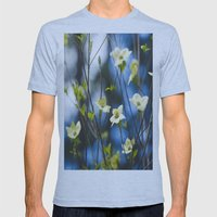 Dogwood Mens Fitted Tee Athletic Blue SMALL