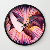 Slice Of Heaven Wall Clock