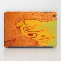 Sea Lion iPad Case