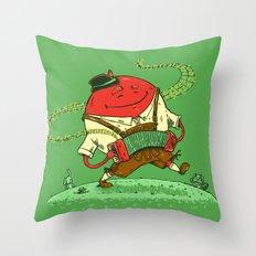 The Polka Dot Throw Pillow