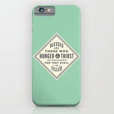 Hunger & Thirst Slim Case iPhone 6s