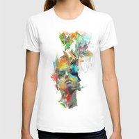 eye T-shirts featuring Dream Theory by Archan Nair