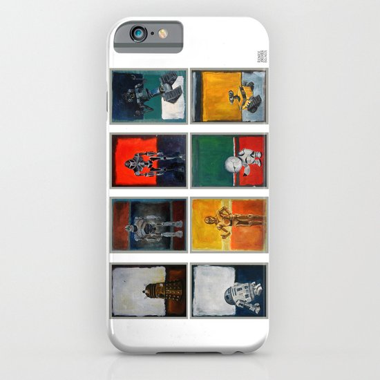 Rothbots (2) iPhone & iPod Case