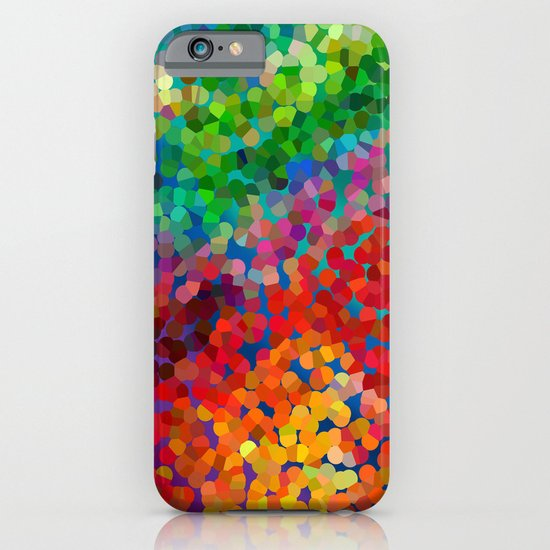 Color Theory Clash iPhone & iPod Case