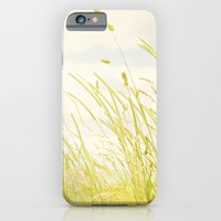 iPhone & iPod Case featuring Sweet grass by Jenn DiGuglielmo