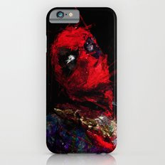 Hero with merc mouth iPhone 6 Slim Case