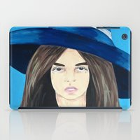 Woman 2 iPad Case