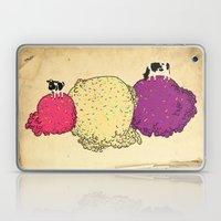 Cows Love Ice Cream Laptop & iPad Skin