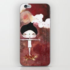 Letting Go iPhone & iPod Skin