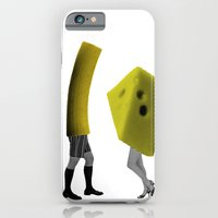 Because She's The Cheese… iPhone 6 Slim Case
