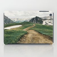 Colorado Mountain Road iPad Case