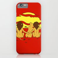 iPhone & iPod Case featuring Ballads of Extinction by Jelot Wisang