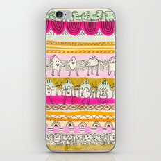 Paralels murs iPhone & iPod Skin
