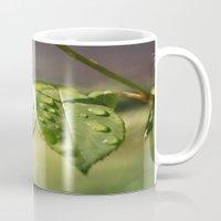 Fresh Dew Drops Mug