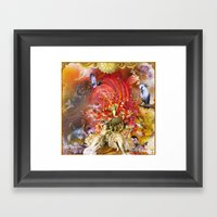 Cupid's Triumph Framed Art Print