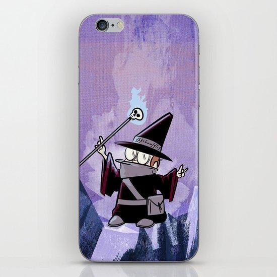 Harold the Evil Necromancer iPhone & iPod Skin