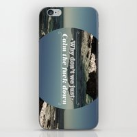 Why Don't We? iPhone & iPod Skin