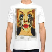 Still Young Mens Fitted Tee White SMALL