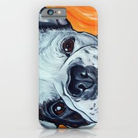 iPhone & iPod Case featuring French Bulldog by WOOF Factory