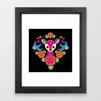 Bonita Oaxaca Framed Art Print