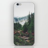 Mountain Trails iPhone & iPod Skin