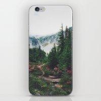 Mountain Trails iPhone & iPod Skin