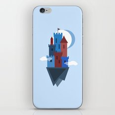 Sky Castle iPhone & iPod Skin