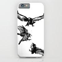 Crow Parliament iPhone 6 Slim Case