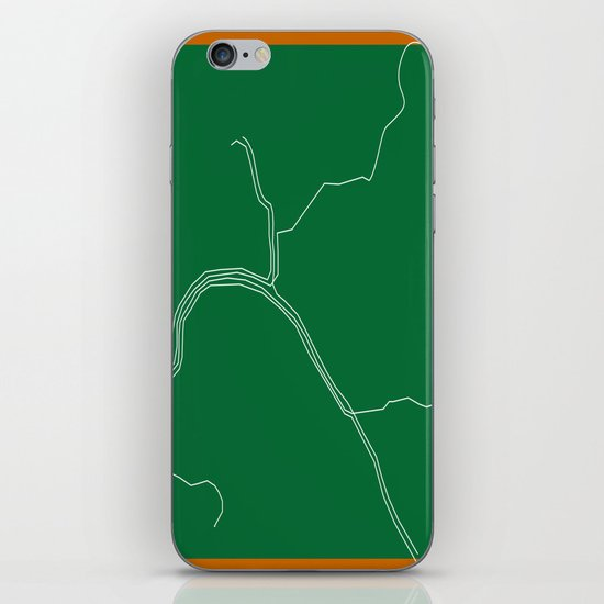 San Francisco BART iPhone & iPod Skin