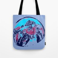 Mechanical Mayhem Tote Bag