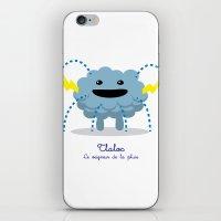 Tlaloc - Le Seigneur De … iPhone & iPod Skin