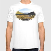 The Awakening Mens Fitted Tee White SMALL