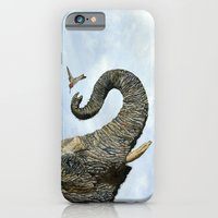 Elephant Cyril And Hummi… iPhone 6 Slim Case