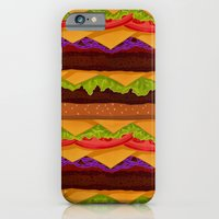 Infinite Burger iPhone 6 Slim Case
